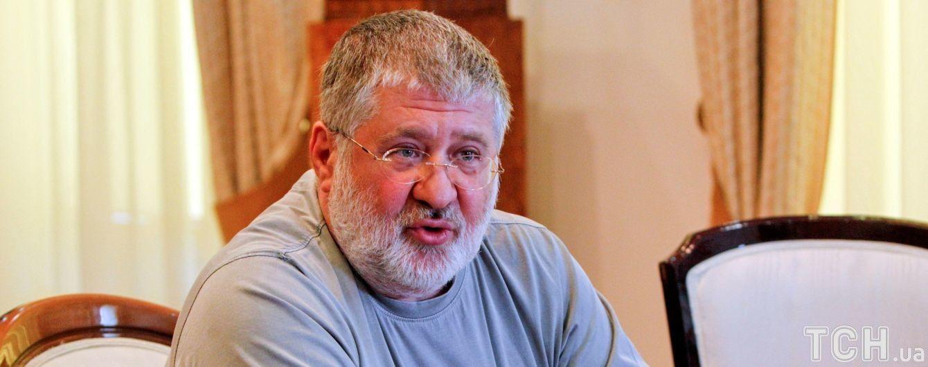 Коломойский рассказал, кого точно не будет поддерживать на выборах президента Украины