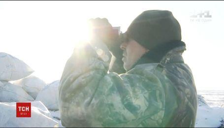 В Донецкой области бойцы заняли село Верхнеторецкое