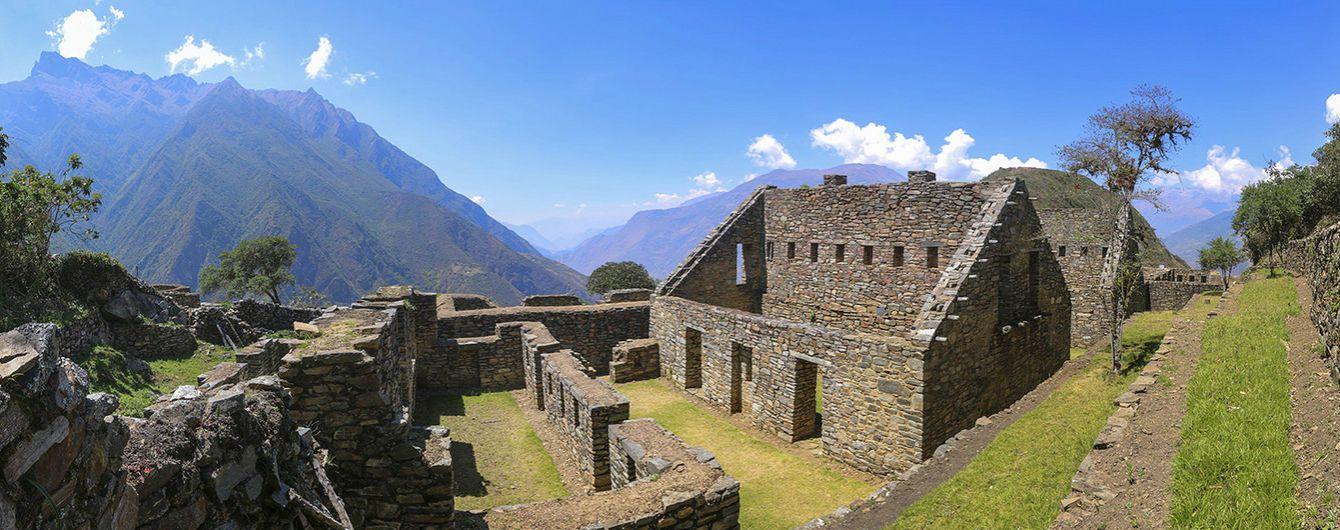 К священной сестре Мачу-Пикчу проложат дорогу и канатку