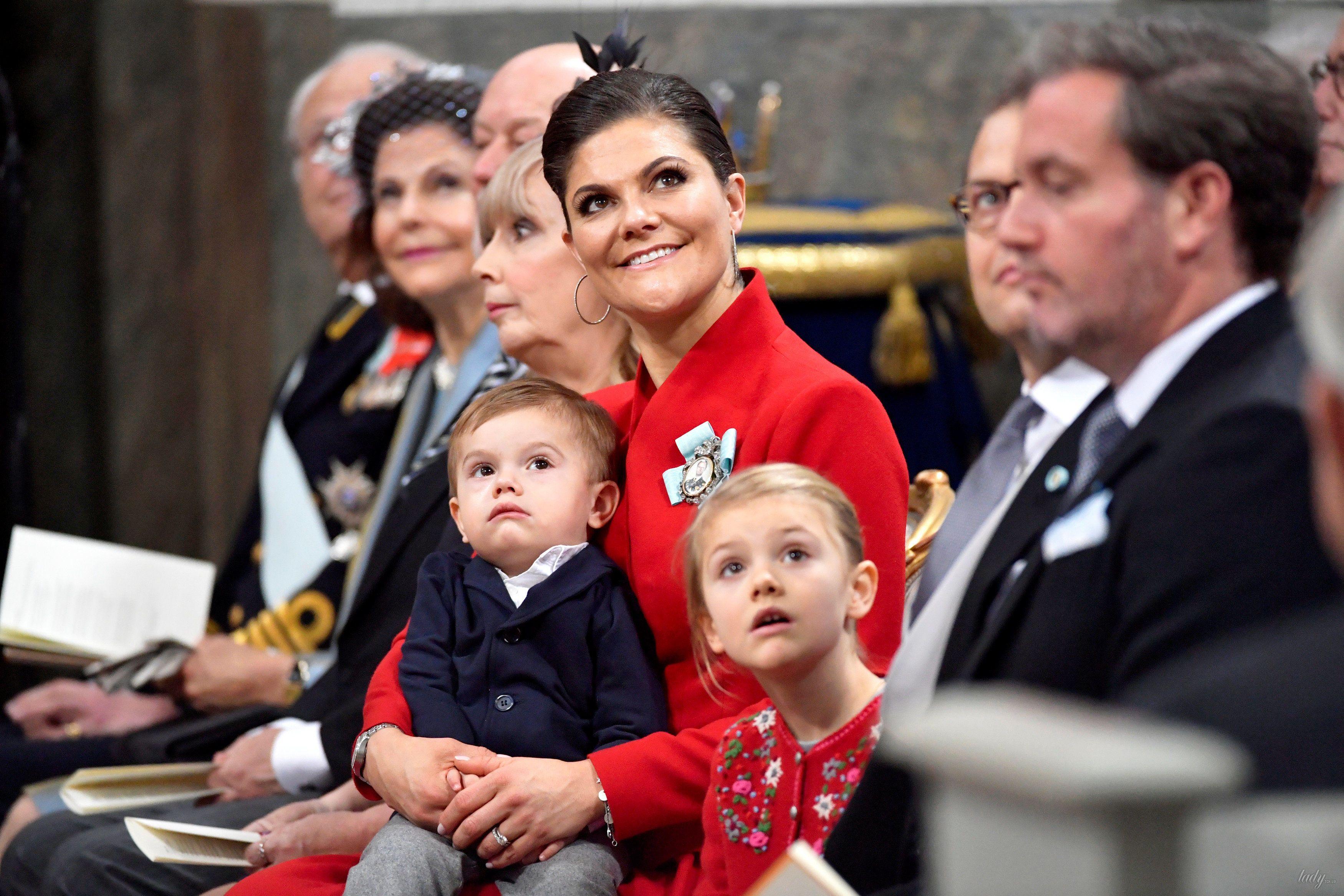 Королевская семья Швеции на крестинах князя Гавриила_4
