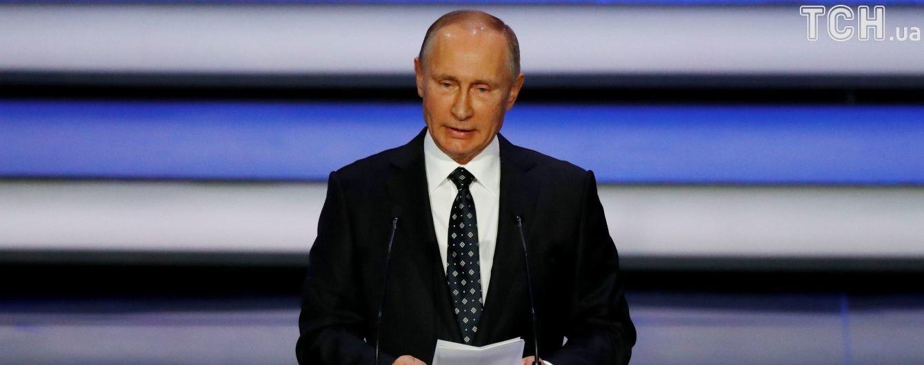 Путін пообіцяв не забороняти російським спортсменам їхати на Олімпіаду-2018 в нейтральному статусі