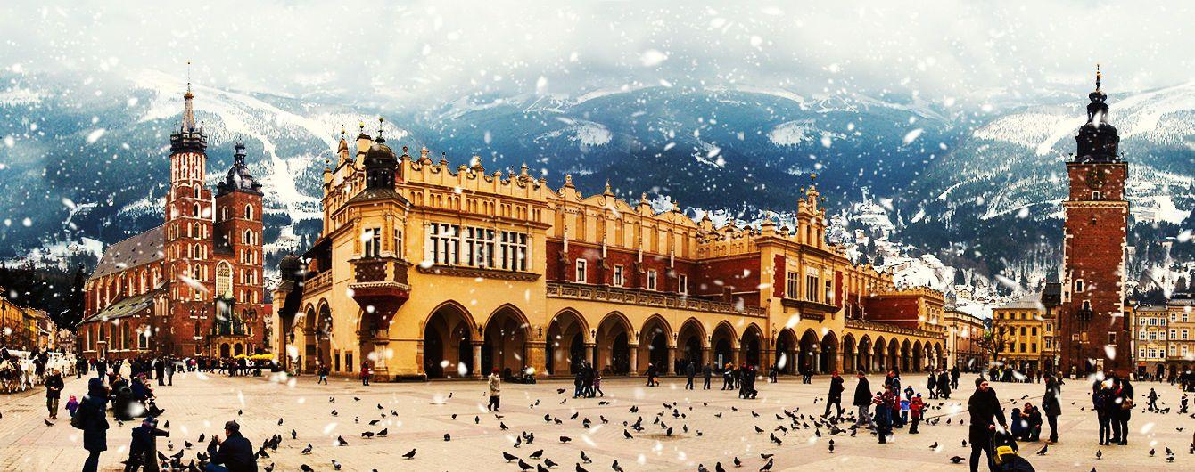 """Королівський замок і собори: в National Geographic показали """"серце"""" Кракова"""