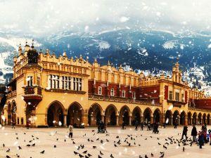 Де дешево відпочити у Європі на зимових канікулах