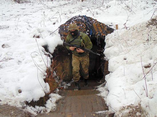 Українська армія має втрати на передовій. Хроніка АТО