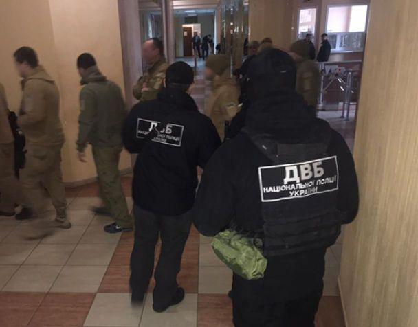 ВОдессе полицейские похитили уинкассаторов $120 тыс.