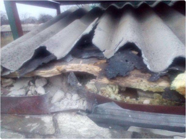 Бойовики протягом кількох годин обстрілювали житлові квартали Мар'їнки