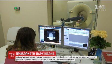 Батьку загиблого АТОвця зробили першу безкоштовну операцію по вживленню нейростимулятора