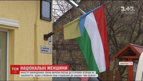 Этнические венгры в Закарпатье возмущены через образовательный закон и почти не понимают украинского языка