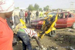 В Нигерии две смертницы подорвали себя на рынке, 13 человек погибли