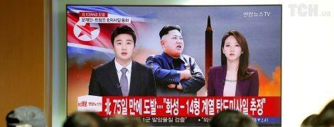 США продовжать тиск на КНДР через загрозу Америці та її союзникам