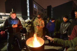 Активісти назвали умови зняття блокади з телеканалу NewsOne