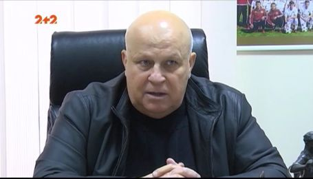 Кварцяний: Якби прокуратура не заважала, Волинь, напевне, грала би в єврокубках