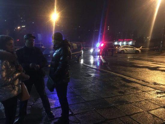 В Одесі на вулиці застрелили члена злочинного угруповання
