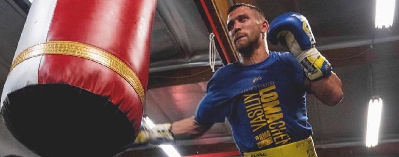 """Ломаченко вирушив до Нью-Йорка на бій із """"Шакалом"""" Рігондо"""