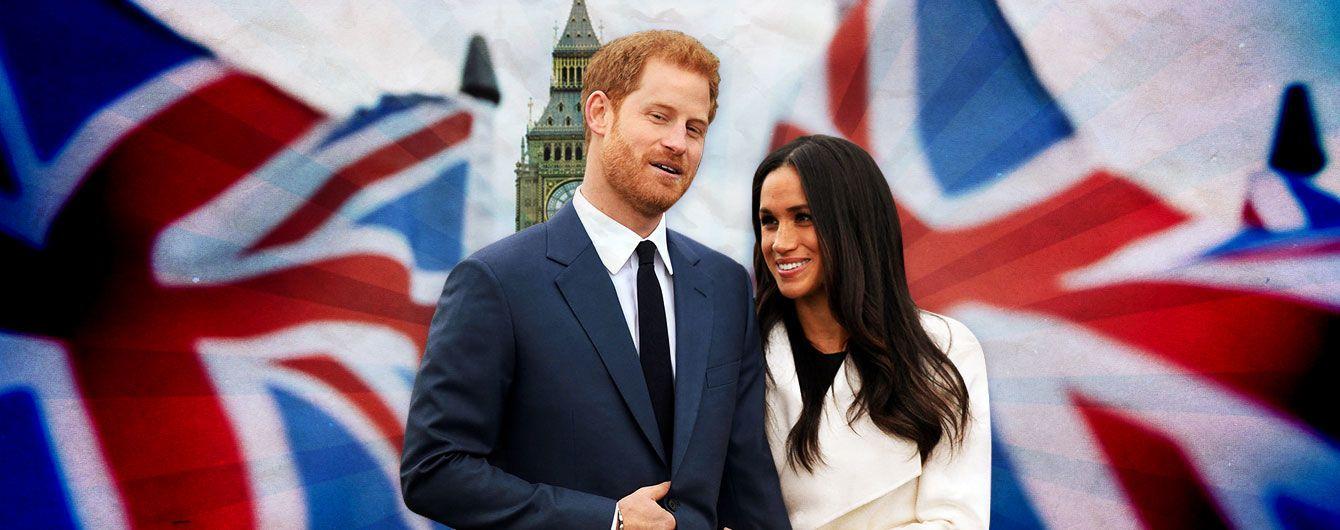 Як дві краплі: принца Гаррі та Меган Маркл зіграють актори дуже схожі на них
