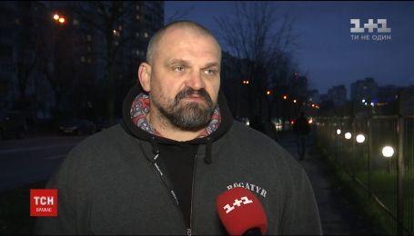Василий Вирастюк попросил помощи в поисках водителя, сбившего на пешеходном переходе его сына