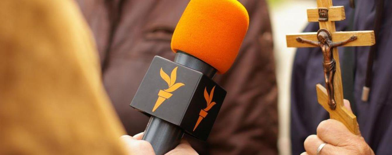 """В России объявили иностранными агентами """"Голос Америки"""" и """"Радио Свобода"""""""