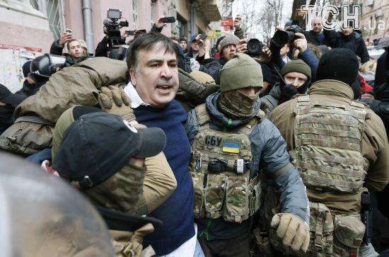 Адвокат розповів подробиці затримання Саакашвілі