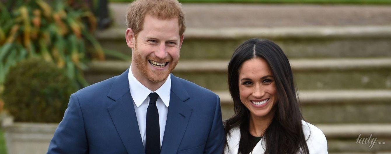 Свадебный торт для Меган и Гарри: нарушат ли влюбленные королевскую традицию