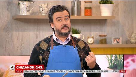 Обзор знаковых спортивных событий и рецепт фаршированного сыром перца от Леонида Веселкова