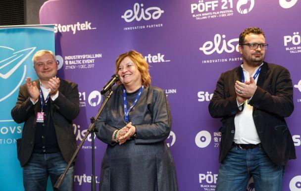 На XXI Таллиннском кинофестивале Фонд Янковского представил украинское кино