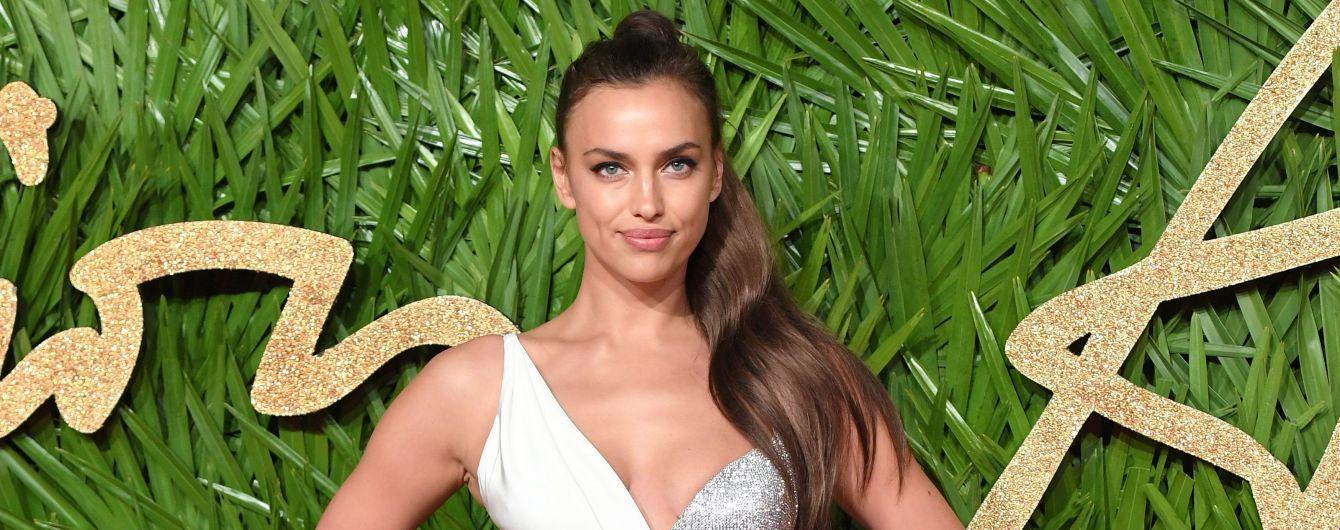 The Fashion Awards-2017: роскошная Памела Андерсон и сексуальная Ирина Шейк