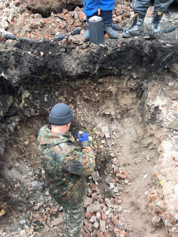 В Харькове в могиле большевика Руднева не нашли его останков