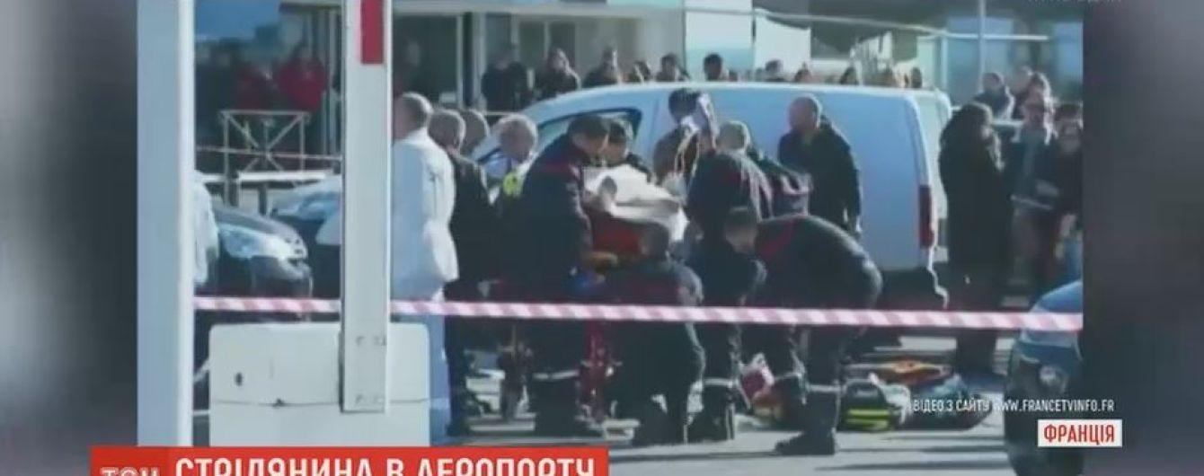 В аэропорту на Корсике неизвестные расстреляли людей