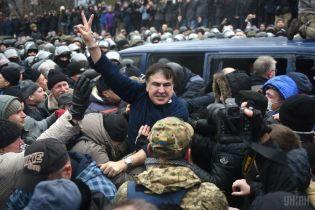 У затриманні Саакашвілі брав участь В'ячеслав Аброськін