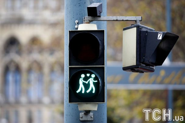 В Австрії дозволять одностатеві шлюби