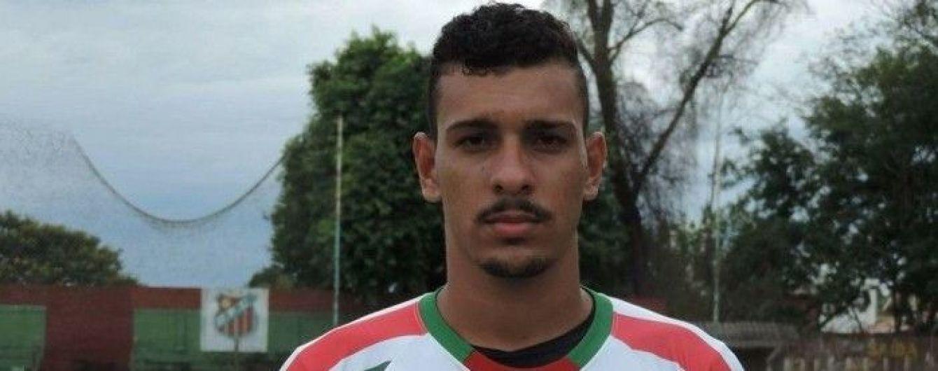 У Бразилії стався жахливий випадок з 20-річним футболістом