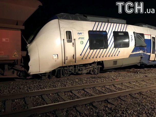 В Германии столкнулись поезда – есть травмированные