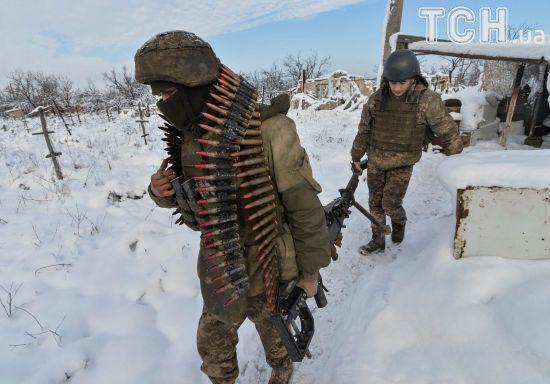 Жоден військовий не загинув за добу в зоні АТО - штаб