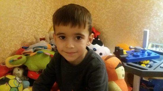 Діагностика в Ізраїлі може врятувати 5-річного Дениса від загадкової хвороби