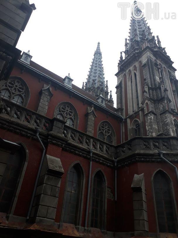 Костел святого Николая в Киеве
