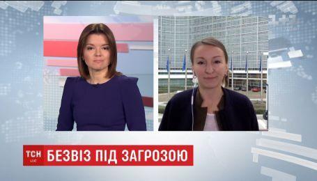 Безвизовые оказался под угрозой из-за коррупции в Украине