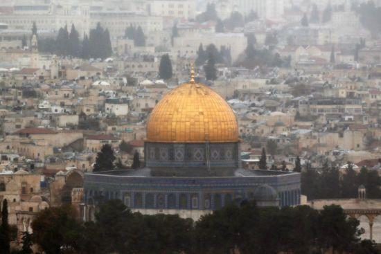 """""""Відкриває ворота пекла"""": у ХАМАсі відреагували на рішення Трампа визнати Єрусалим столицею Ізраїлю"""