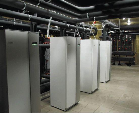 Тепловой насос - современное отопление