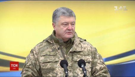 Петр Порошенко отреагировал на события вокруг Саакашвили