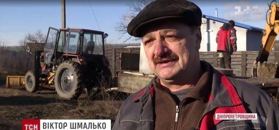 Безногий комунальник із золотими руками вславився своєю роботою на Дніпропетровщині