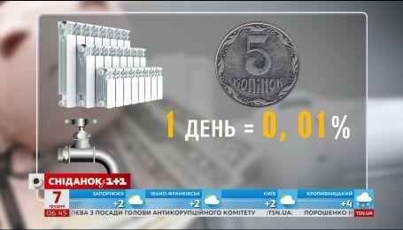 В Украине введут штрафы за несвоевременную оплату за коммуналку