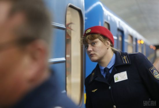 Три станції київського метро частково закриють через футбольний матч
