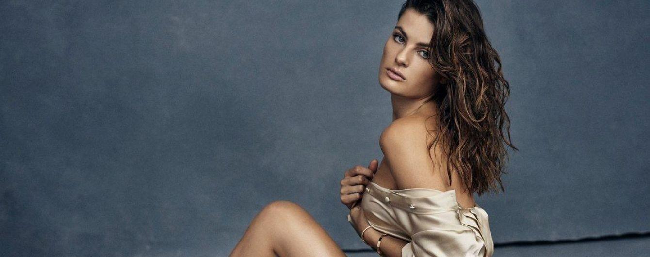 Топлес и в нижнем белье: сексуальная Изабели Фонтана позировала для глянца