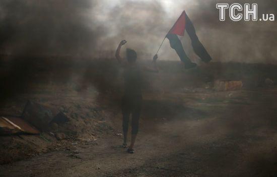 Ізраїль танками і авіацією відповів на ракетні обстріли із Сектору Гази