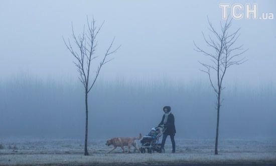 Синоптики обіцяють незначне потепління. Прогноз погоди на 8 грудня