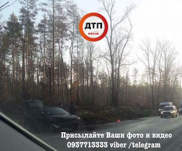 Жахлива ДТП під Києвом вбила людину та потрощила авто
