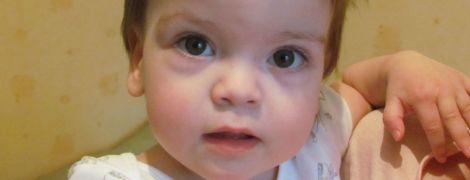 Батьки Ксенії просять подарувати слух їхній донечці