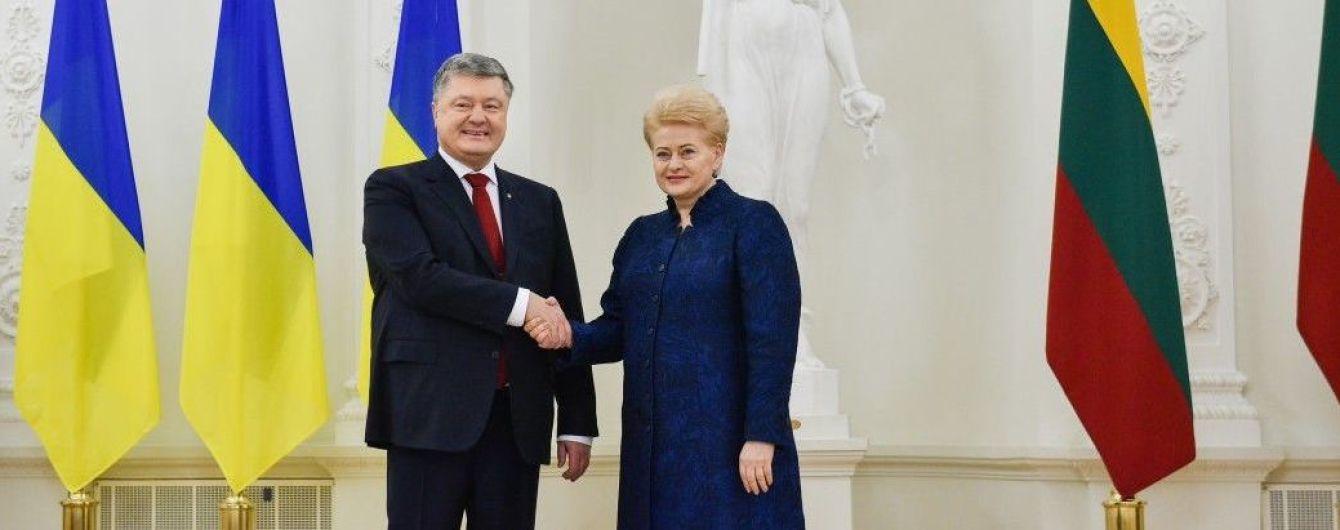 Литва надаватиме соціальний захист українським працівникам - Грібаускайте