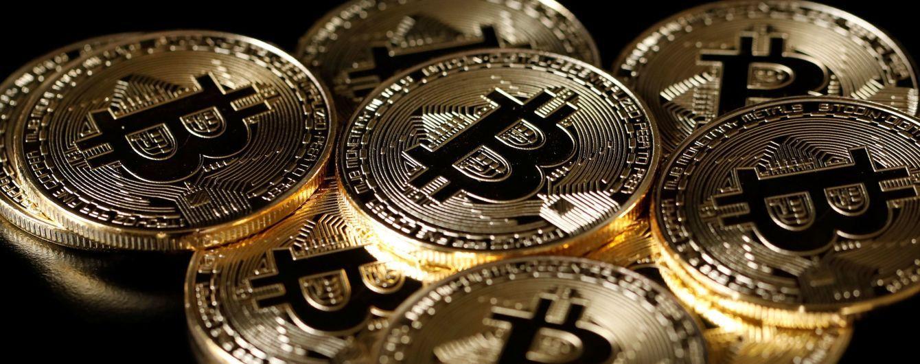 Стоимость биткоина упала ниже 7 тысяч долларов