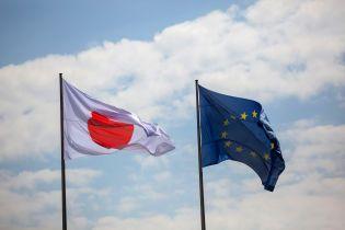 ЄС створив з Японією наймасштабнішу зону вільної торгівлі